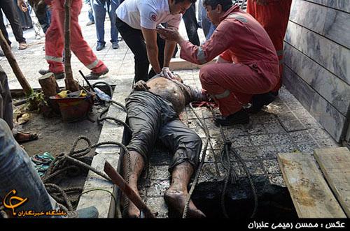 مرگ بسیار غمانگیز و دلخراش پدر و دختر زائر امام رضا(ع) + تصاویر