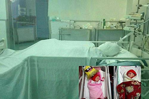 دوقلوها متولد شدند اما مادر جوان سوخت / جزئیات حادثه دلخراش در اتاق زایمان بیمارستان چمران + تصاویر
