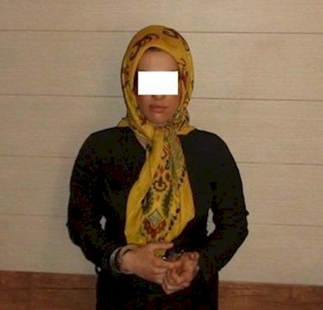 این سارق زن ارومیه ای ۳۵ پراید دزدیده است + عکس