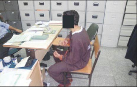 عکس : پایان خونین عشق فرانک به محسن درپارک طالقانی تهران