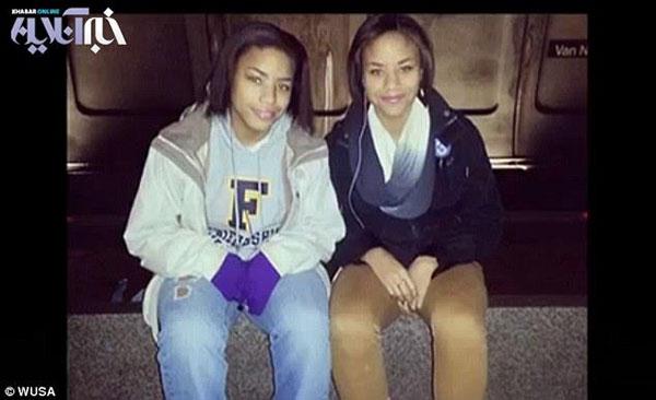 تصاویر: این دو دختر ۱۷ ساله به طرز عجیبی فهمیدند خواهر هم هستند