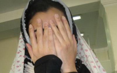 شگرد دختر جوان در سرقت از خانه های ویلایی+عکس