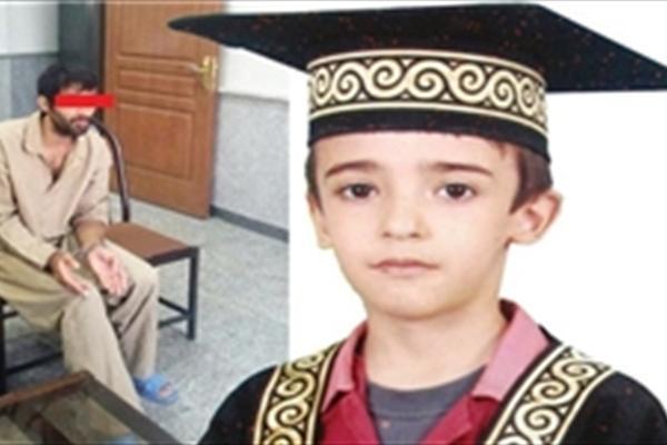 قتل وحشتناک پسربچه ۱۰ ساله به دست مرد شیشهای + عکس
