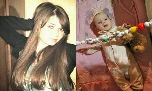 نوزاد ۵ ماهه از شدت گرسنگی جان باخت/ بهانه مادر ۱۹ ساله پس از مرگ فرزندش + عکس