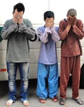 قمه کشی در غسال خانه بهشت زهرا(ع)+عکس