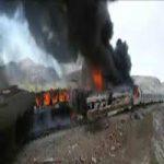 آمار جانباختگان حادثه برخورد 2 قطار مسافربری سمنان اعلام شد + اسامی مصدومان