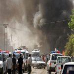 آمار شهدای ایرانی و مجروحان حادثه تروریستی حله عراق + تصاویر