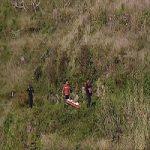 سقوط مرگبار زن جوان از ارتفاع ۹۱ متری کوه و پایان تلخ تعطیلات + تصاویر