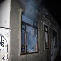 آتش سوزی هولناک در منزل مسکونی یک خانواده آملی + تصاویر