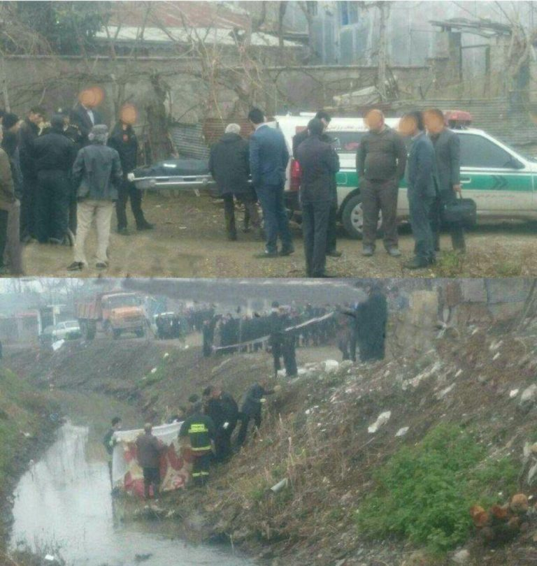 قتل هولناک زن لاهیجانی