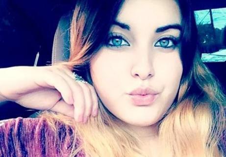 خودکشی دختر زیبا