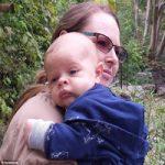قتل هولناک کودک سه ماهه در کنار جسد مادرش + تصاویر