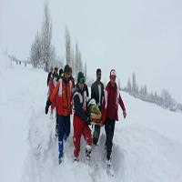 مرگ تلخ ۳ جوان ماجراجویی چالوسی در محاصره بوران و برف + عکس قربانیان