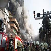 هانیه عروس آتشنشان محبوس :رضای من زنده است برایش لباس دامادی خریدم