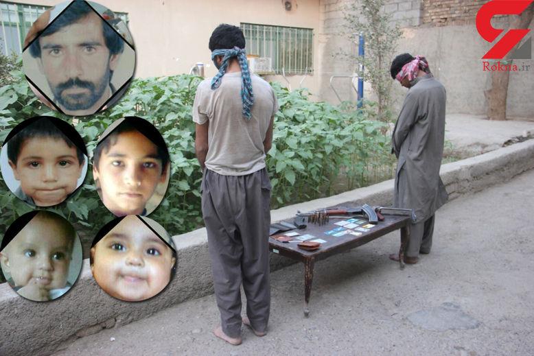 عامل قتل عام در ایرانشهر