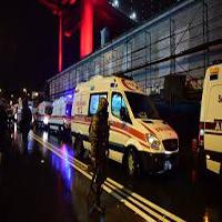 حمله تروریستی به باشگاه شبانه در استانبول  ۳۵ کشته و ۴۶ زخمی + تصاویر