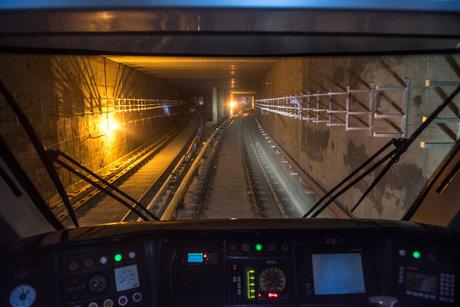 خودکشی مرد جوان در مترو