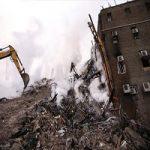 روایتی تلخ از حادثه پلاسکو از زبان یکی از آتش نشانان مصدوم + عکس