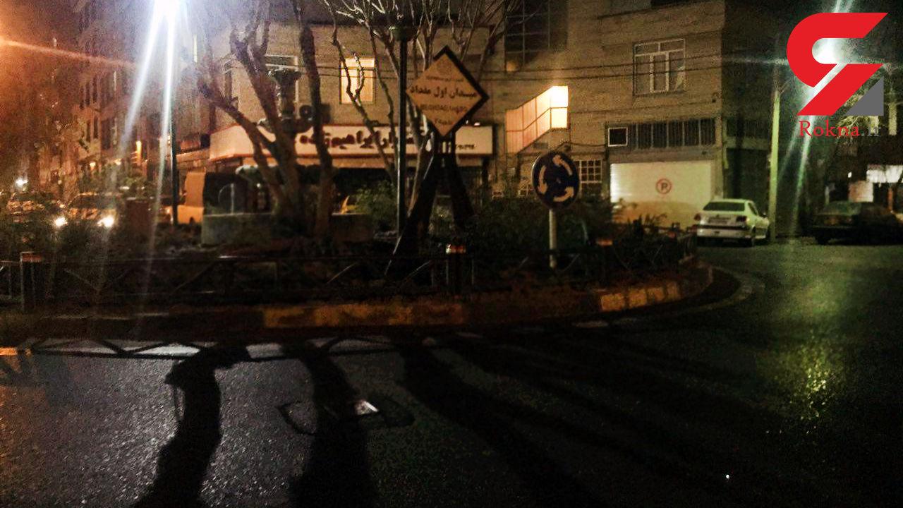 قتل طلافروش تهرانی