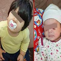 آزار و اذیت وحشیانه مونا و ندا در باغ شهریار که اشک همه را درآورد +عکس ۲ کودک