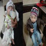 خوراندن روزی ۳ وعده تریاک به کودکان بی گناه +جزئیات و عکس