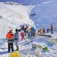 راز جسد یخ زده راننده گرفتار حادثه بهمن در بالکن ویلایی در آبعلی +عکس