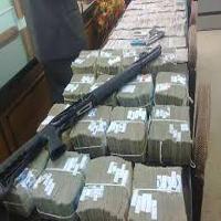 سرقت خودروی حمل پول بانک پاسارگاد در بزرگراه حقانی