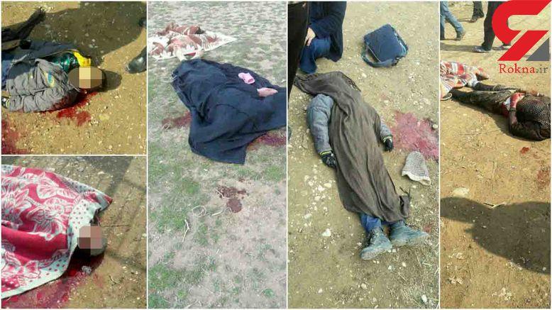 قتل عام ناموسی در خرم آباد