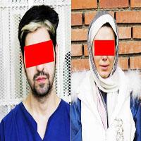 قتل وحشتناک شوهر پایان ارتباط پنهانی زن جوان با خواستگار سابق +تصاویر