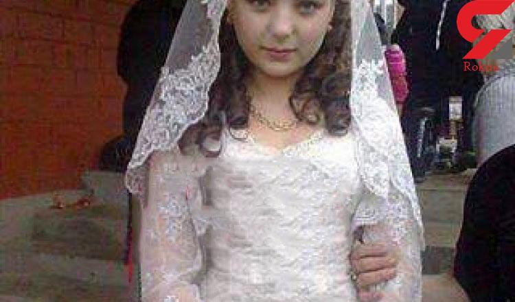 کشته شدن عروس 8 ساله در هتل