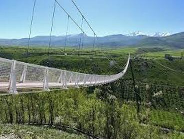 خودکشی زن جوان از روی پل معلق