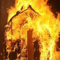 زنده زنده سوختن زن جوان و دخترش در آتش  سناریوی آتشسوزی عمدی