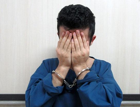 شگرد پسر 18 ساله کرجی برای اخاذی
