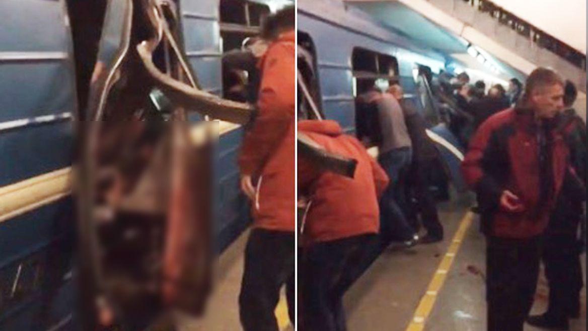 انفجار مرگبار در ایستگاه مترو