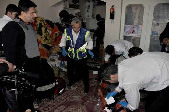 حادثه گروگانگیری در مشهد