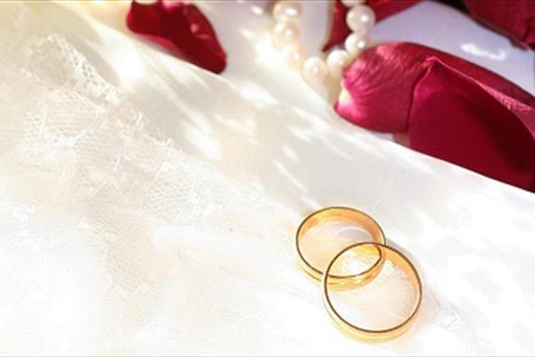 حلقه تقلبی عروس