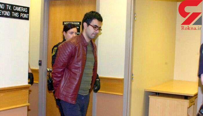 دستگیری دانشجو ایرانی