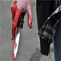 قتل وحشیانه زن جوان در برابر دوربین مداربسته یک کارخانه +عکس