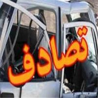 مرگ دلخراش ۱۲ نفر در برخورد کامیون به اتوبوس در سبزوار +عکس و اسامی
