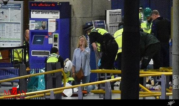 حادثه تروریستی در شهر منچستر
