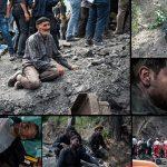 جزییات جدید از انفجار معدن زغال سنگ ,22 جان باخته و سرنوشت 14 کارگر نامعلوم +تصاویر