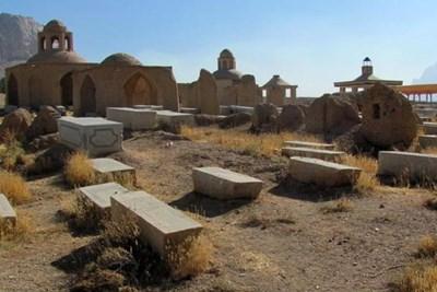 وحشت در قبرستانی نزدیک اصفهان