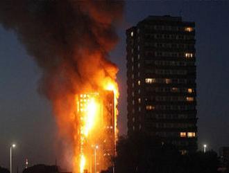 آتشسوزی بزرگ برج مسلماننشین در لندن و سوختن ۲۴ طبقه در آتش