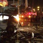 تصاویر انفجار هولناک هایپر مارکت شیراز با ۳۷ نفر مصدوم