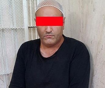 دستگیری قاتل مرد دلار فروش خیابان فردوسی پس از فرار هالیوودی