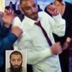 رقص عامل حملات تروریستی در مراسم عروسی خواهرش