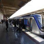 درگیری و تیراندازی در مترو شهرری حمله مرد شرور با چاقو به مردم