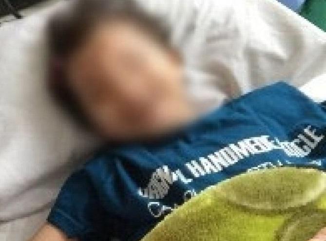 کیمیا قربانی تجاوز ناپدری :مرا ۷۰ بار شکنجه کرد به او نگویید من گفته ام!