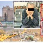 اعترافات هولناک پدرخوانده در جنایت مخوف سرهای بریده پایتخت +تصاویر