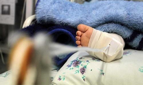 سرنوشت شوم فاطمه ۵ ساله در سرویس بهداشتی خانه پدربزرگ +عکس
